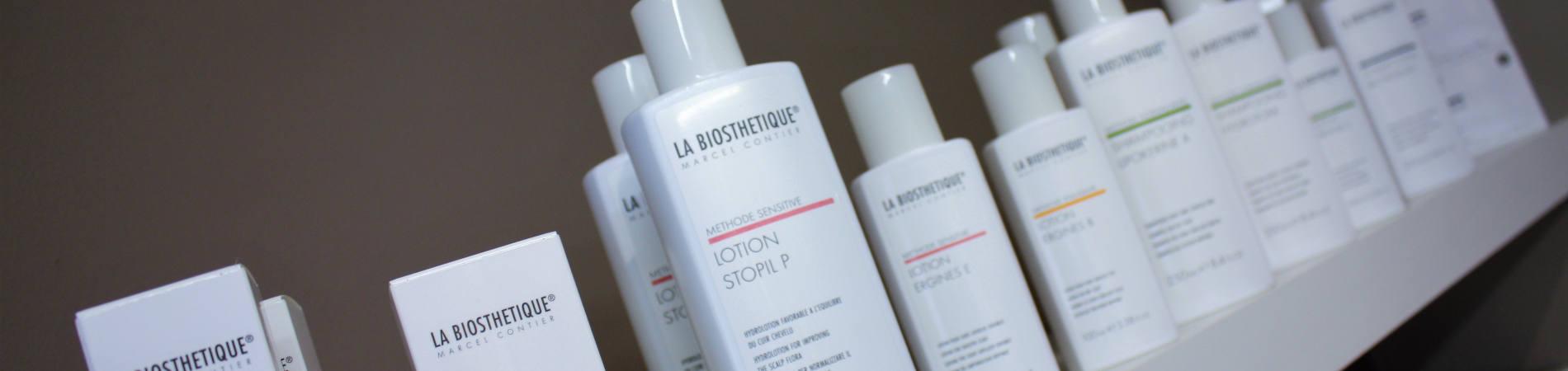 La Biosthetique hair loss products